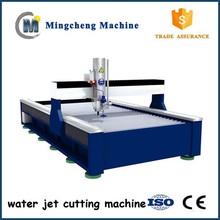 4 axis High Pressure Water Jet Cutting Machine
