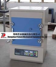lab brazing nitrogen gas furnace with high vacuum degree