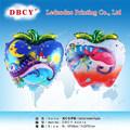 personalizado em forma de balão de mylar brinquedos para as crianças