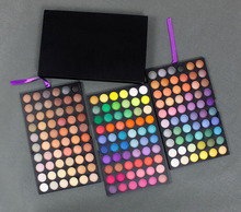 Wholesale eyeshadow palette multi colored 180 eyeshadow palette makeup eyeshadow palette