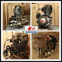 1 Cylinder 4 Stroke Water/Air Cooled Lifan 200cc Tricycle Engine