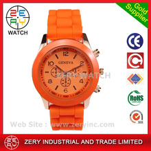 R0452 new products in china market watch winner, silicone strap watch winner