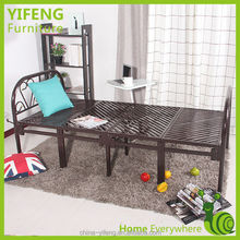 Alibaba express metal folding bed made in china(factory manufacturer)