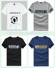 2014 Wording Fashion T-shirt New Design
