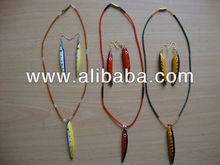 Baits Minnows Earings & Necklaces