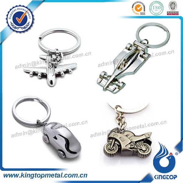 promotion blank metal key chain,custom key chain