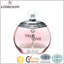true love 100 ml floral fruity smell parfume women