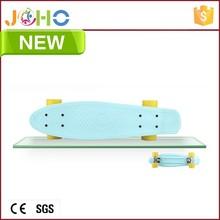 New Banana Plastic Penny Style Retro Cruiser mini 22'' Complete cheap ripstick skateboard