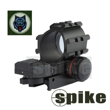 Tactical 1x22mm China red dot reflex sight red dot scope red dot for hunting rifle scope air rifle