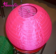 A116PL Cheap Silk Lantern Used Wedding Decorations For Sale