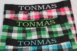 hot sale customized elastic band underwear for trendy boy