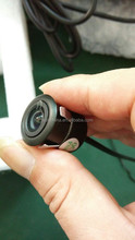 mini camera night vision with 480/700TVLhigh HD Waterproof install to windshield