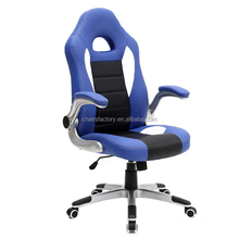 The latest new product Racing Style Blue+Black Office Chair / Hot sale race sports Chair