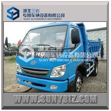 T-KING mini dump truck, T-KING dump truck 3 tons. T-KING 6 wheel dump truck