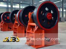 Small Construction Equipment of Jaw Crusher