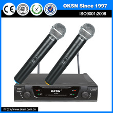New design SN-U93 cheap cordless microphone with high quality