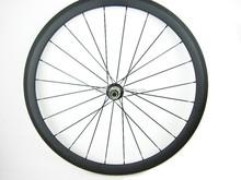 20.5 mm ancho 38 mm remachador del camino del carbón wheelset de la bici R13 + Cn424