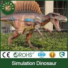 Lisaurus-MA theme park high quality art fiberglass dinosaur