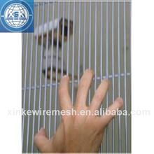 Simple installation 358 high security fencing panels