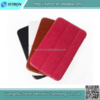 High quality leather pu case for Samsung Galaxy Tab3 8.0 T310 T311
