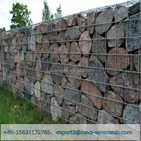 Welded gabion basket/welded gabion mesh/welded gabion(Factory,Free Sample)