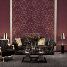 Three dimensional names korea designer removable plastic 3d wallpaper price for bed room china dealers
