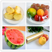 2015 hot sale fruit ,fish and vegetables fresh keeping film