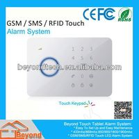 App RFID Tag 433MHz Home Security Alarm Picture Gsm