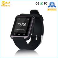 2014 NEW HIGH TECH design android 4.0 smart HD bluetooth watch phone