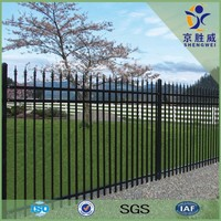 Beautiful & High Quality Wrought Iron Fence
