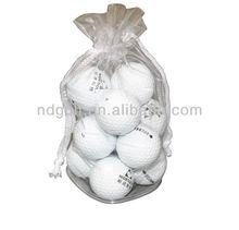 Wholesales high quality 2-pcs blank driving range golf ball
