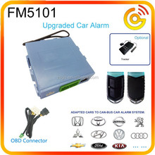 Smart Car Security Alarm control by cell phone app FM5101