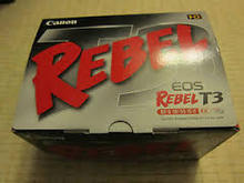 Canon EOS Rebel T3 12.2 Megapixel Digital SLR Camera
