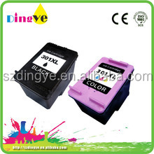 factory price with good quality wholesales for hp301xl ink cartridges and for empty cartridges