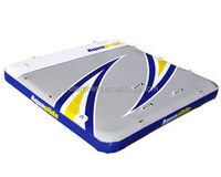 Hot sale durable inflatable mattress, inflatable air mattress for surfing