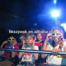hote sale amusement parks 5d 7d 9d cinema