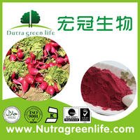 100% pure organic beet juice concentrate powder 10% betanin/beet juice powder