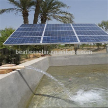 High Efficiency Green Power Sunpower Solar Panel Made In China