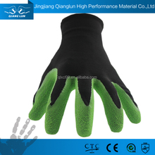 Jiangsu Original Brand 13G Dipped Latex Gloves With Rock Bottom Price