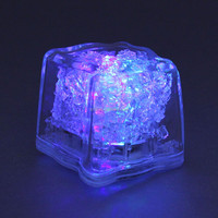 2.8CM Colorful Water activated LED Ice Light for drinks/ LED ice light for party or bar