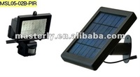HOT SALE.solar powered motion sensor light,solar led motion security light