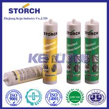 Fire-proof silicone sealant, architectural grade rtv 100% silicone