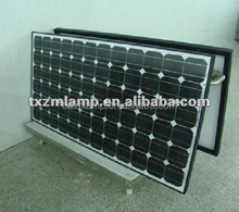2015 low price and high quality monocrystalline silicon solar panel of 70W