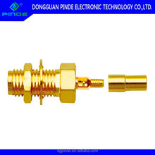 FOB male and female rf switch connector sma milk powder