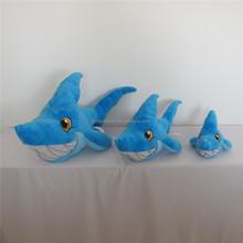 New Arrival Custom Large Stuffed Plush Shark Toy Animals Stuffed Sea Animal Toys