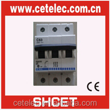 BTICINO A Grade Quality electical circuit breaker sell well in South America