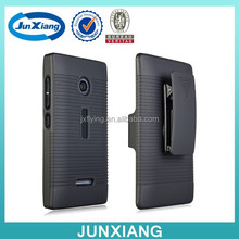 Mobile phone accessories belt clip case cover for Nokia N532