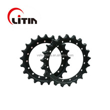 earth moving machinery Chain and sprocket EX55