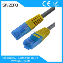 utp cable/lan cable with PVC XZRC011/cat6 utp network cable