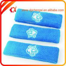 Terry Cloth Cotton Headband Flexible Head Hair Accessory Sports
